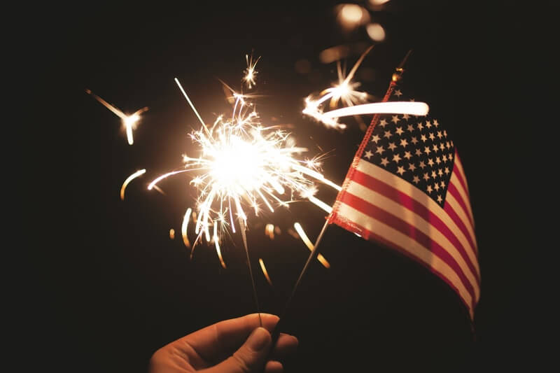 fourth of july fireworks safety for pets